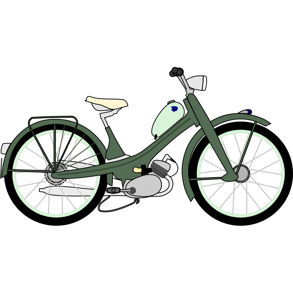 Bicycle SVG Clip arts