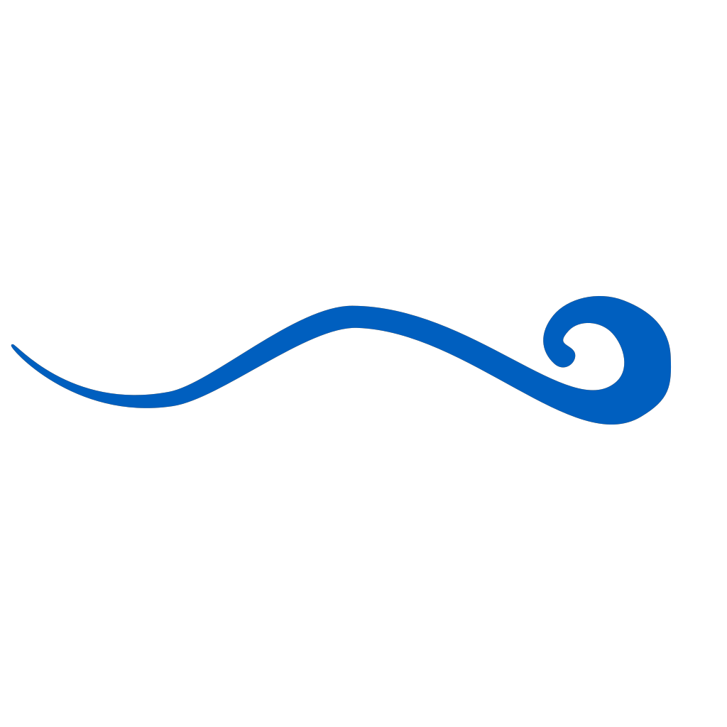 Blue Wave SVG Clip arts