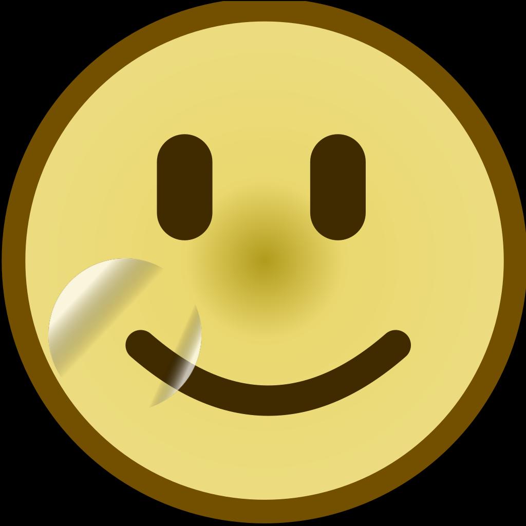 Glossy Emoticons SVG Clip arts