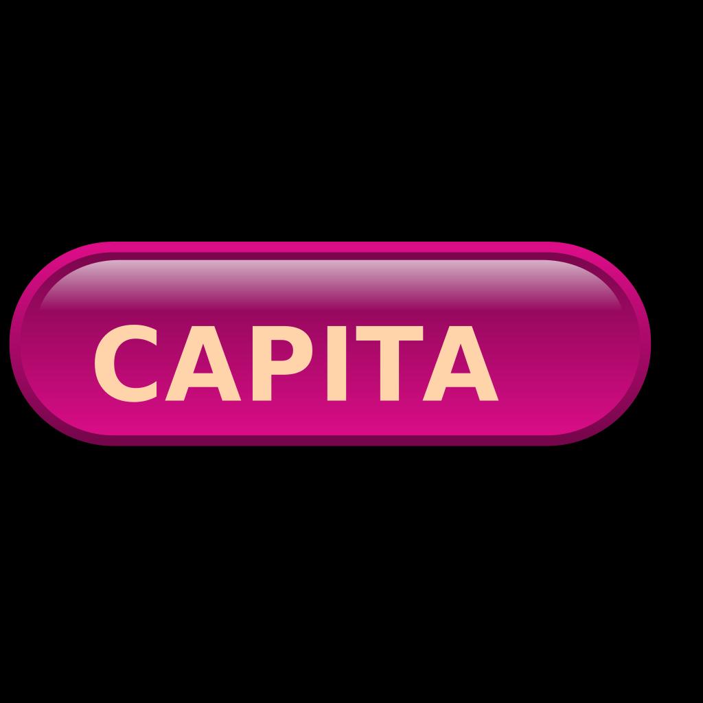 Capital SVG Clip arts