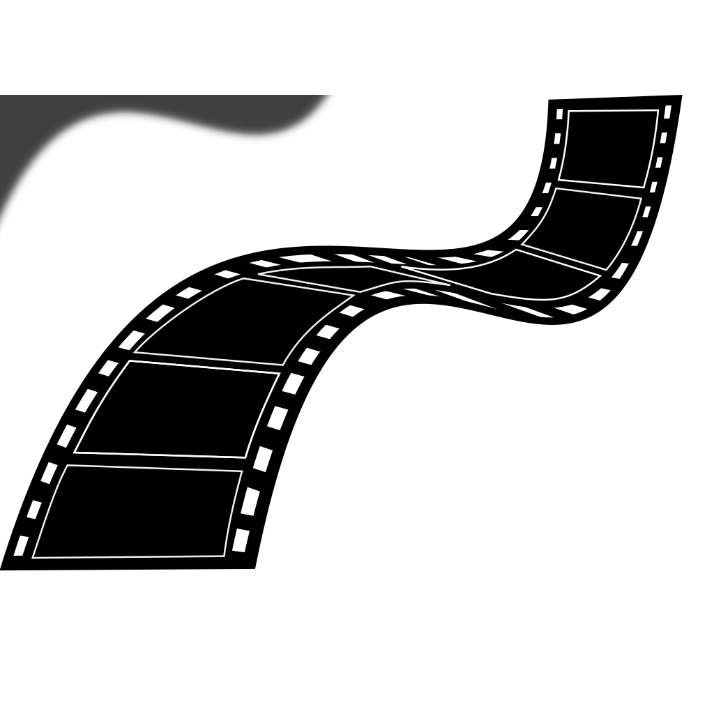 Film Strip SVG Clip arts