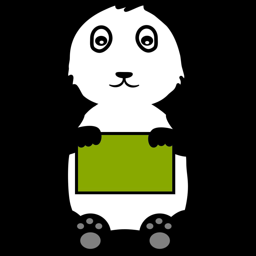 Bf Panda svg