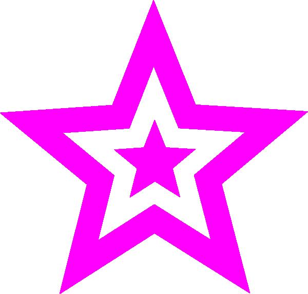 Star 5 SVG Clip arts