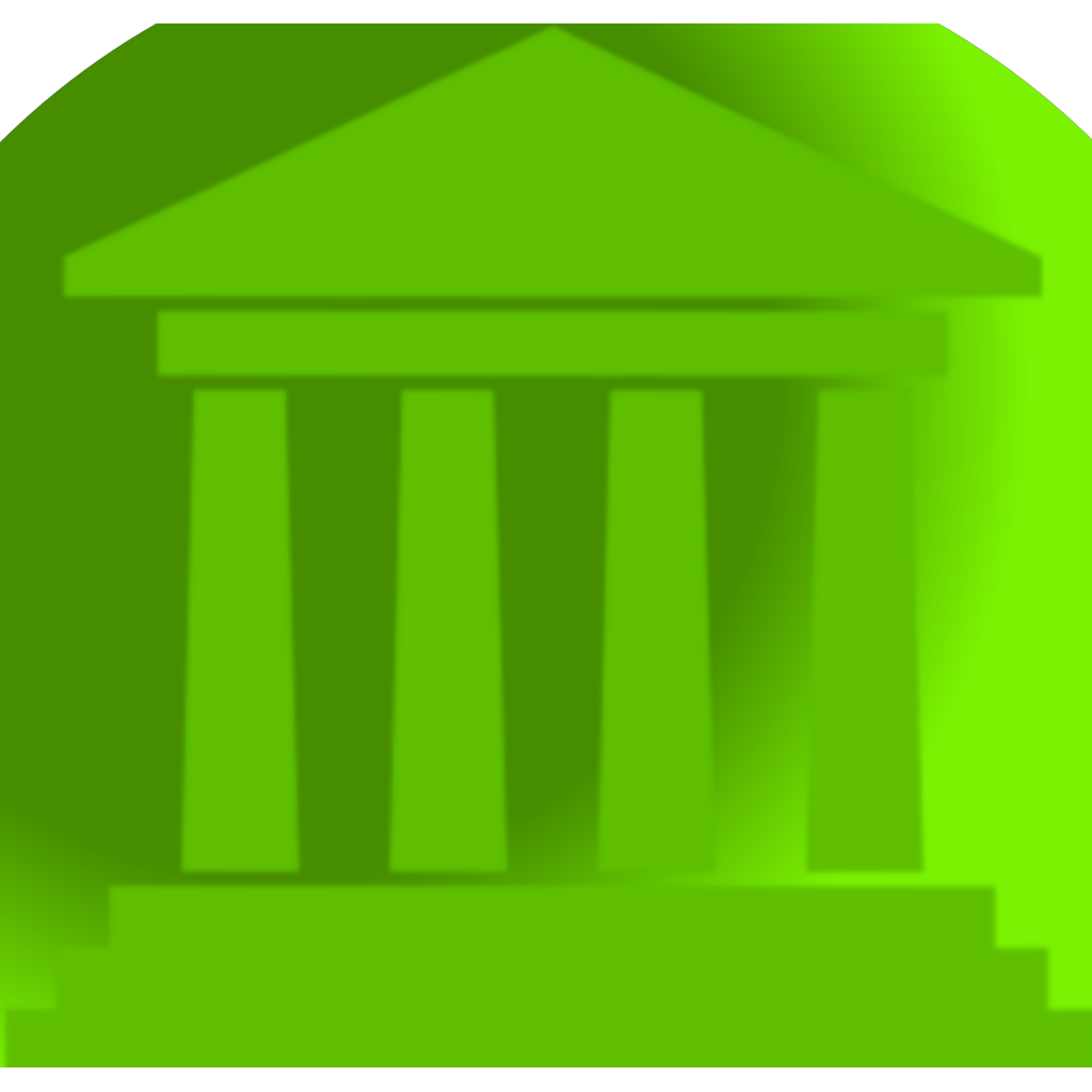 Green Capital Building SVG Clip arts