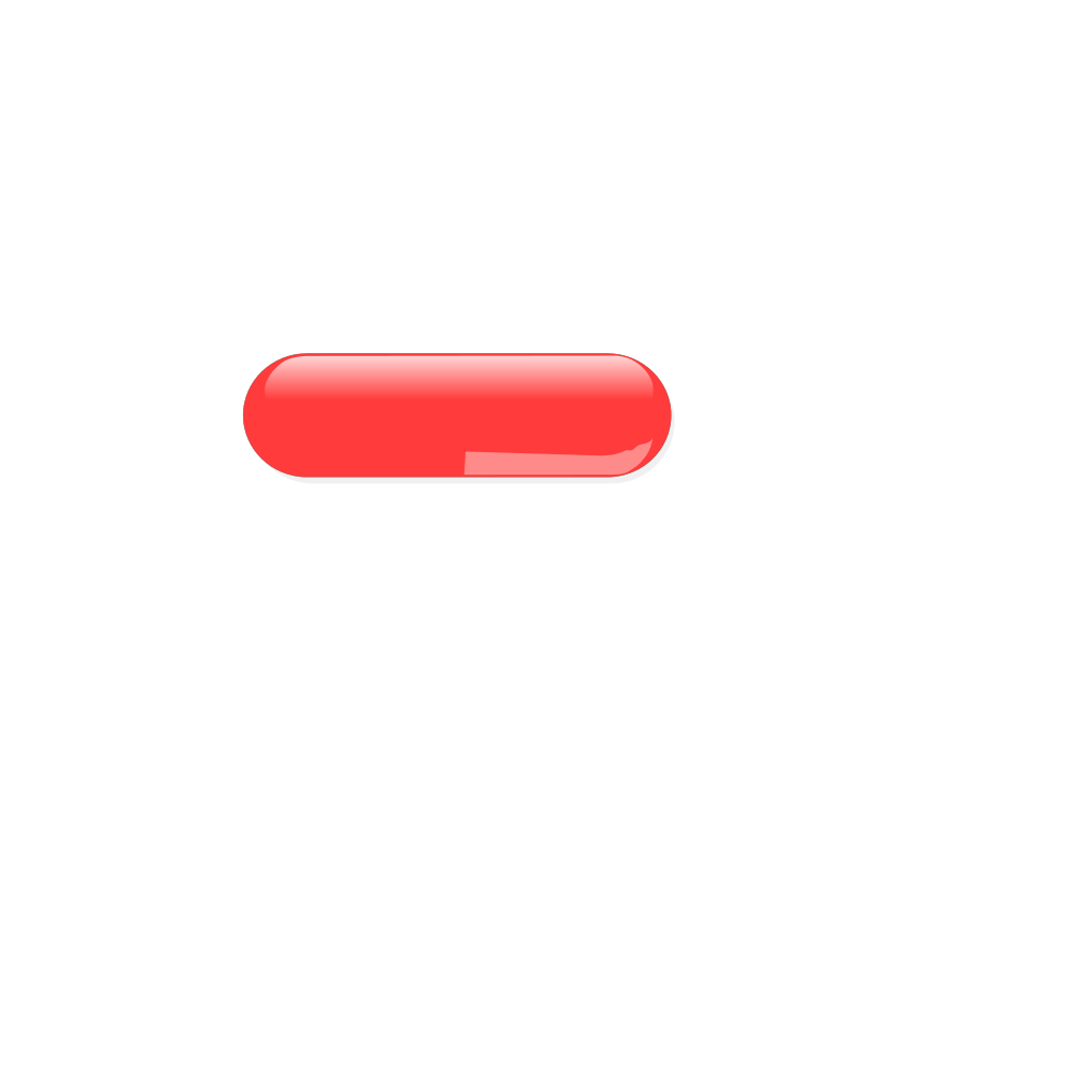 Red Button SVG Clip arts