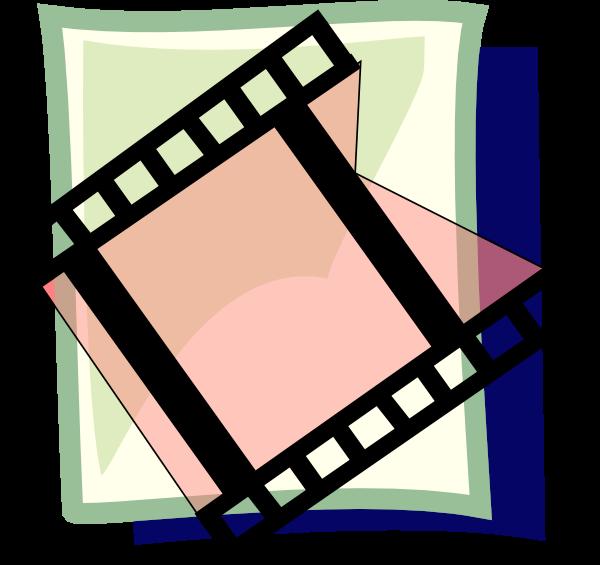 Video SVG Clip arts
