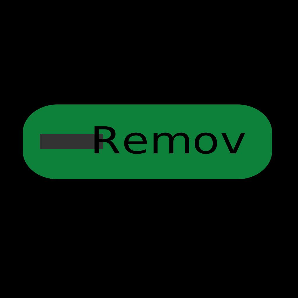 Green Button SVG Clip arts