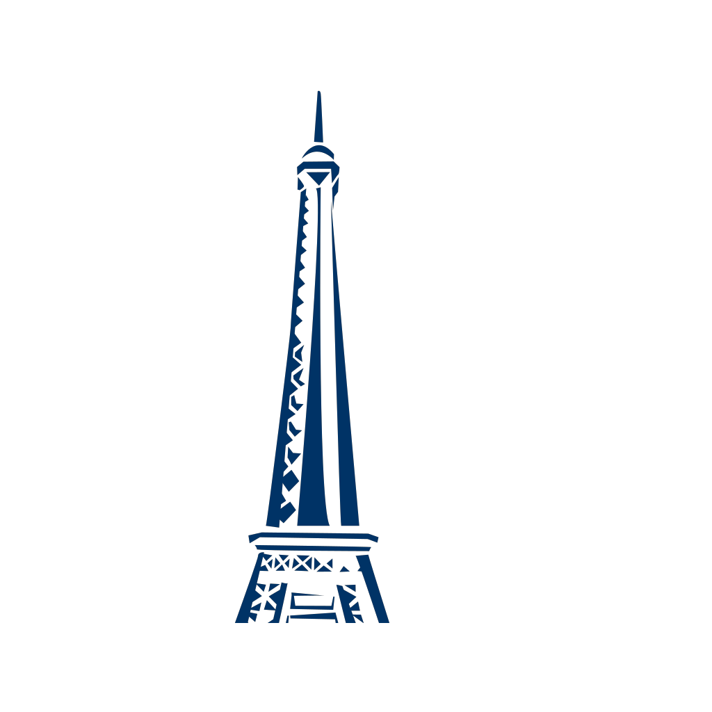 French Club Project SVG Clip arts