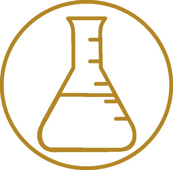 Science Badge SVG Clip arts