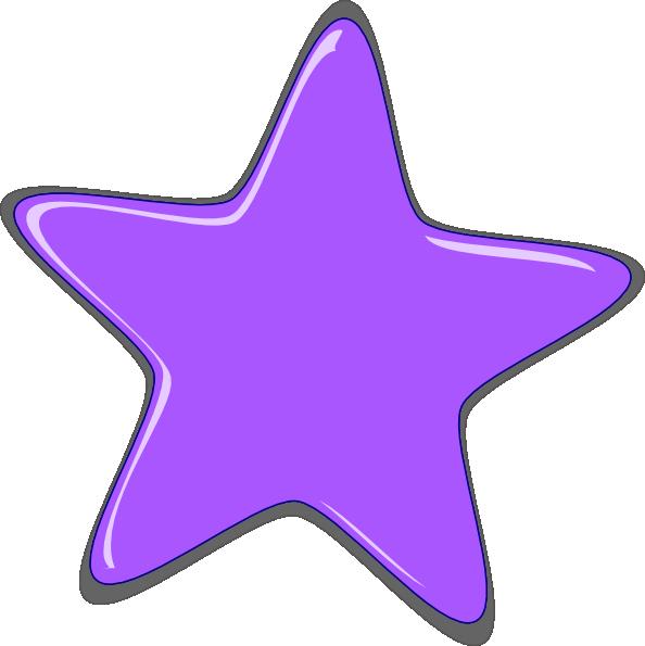 Purple Flowers SVG Clip arts