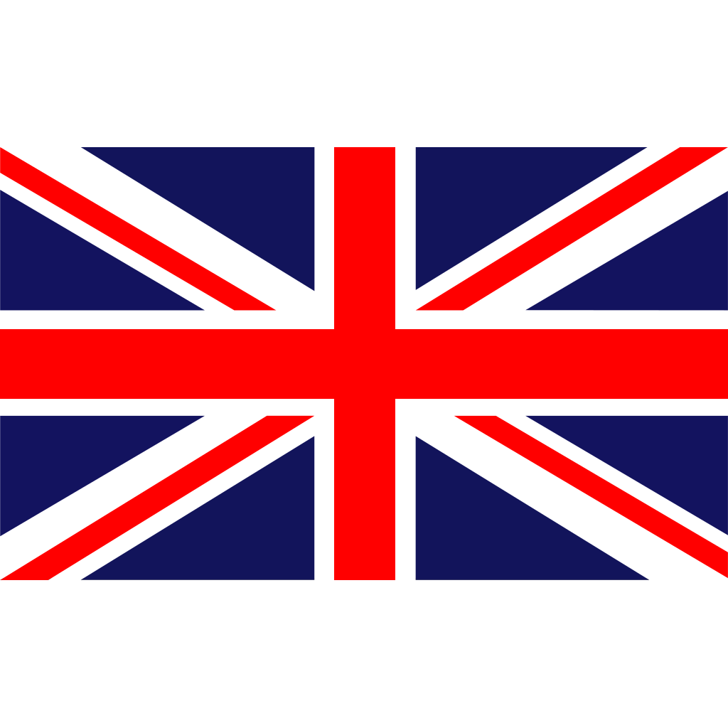 British Flag Button SVG Clip arts