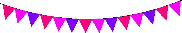 Bunting SVG Clip arts