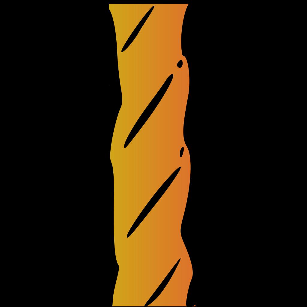 Western Rope Border SVG Clip arts