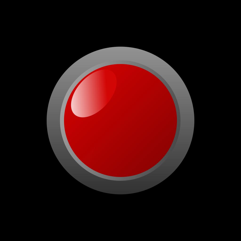 Red Led SVG Clip arts