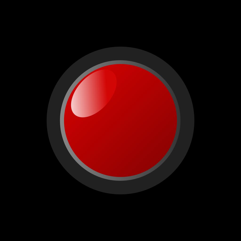 Red Led 2 SVG Clip arts