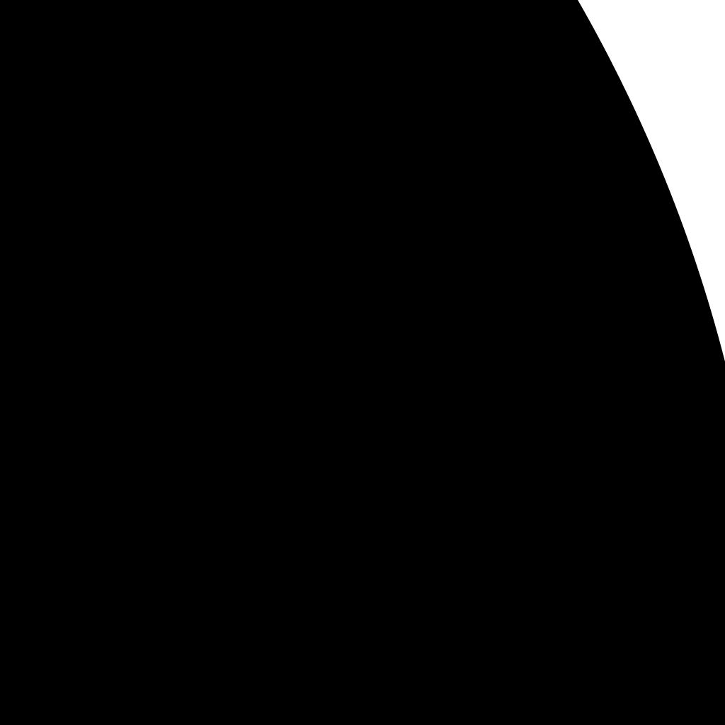 White Power Button SVG Clip arts