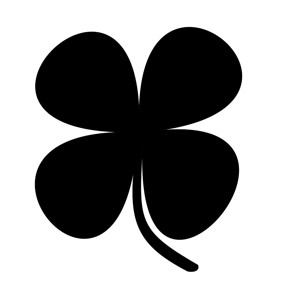 Shamrock SVG Clip arts