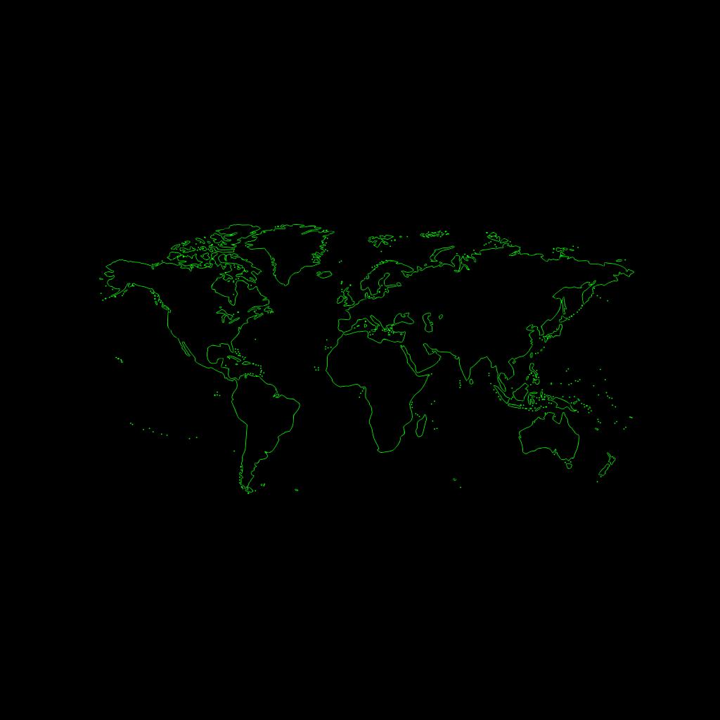 Wire Globe SVG Clip arts