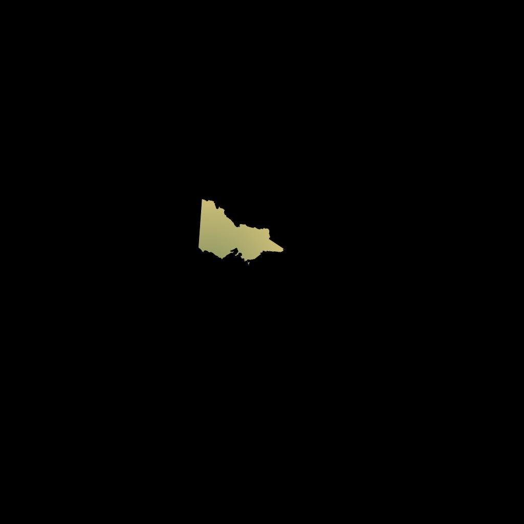 Australian Maps SVG Clip arts