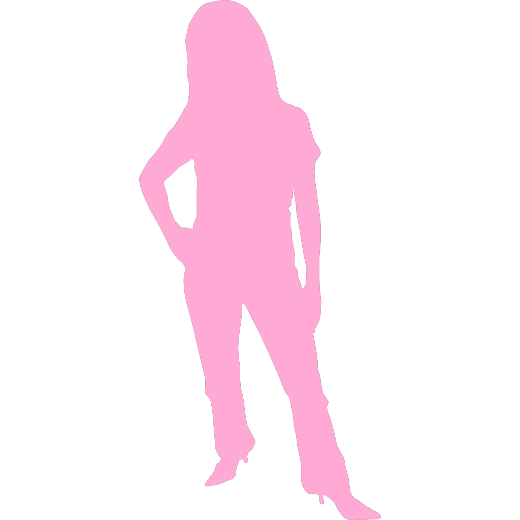 Harlequin Woman SVG Clip arts
