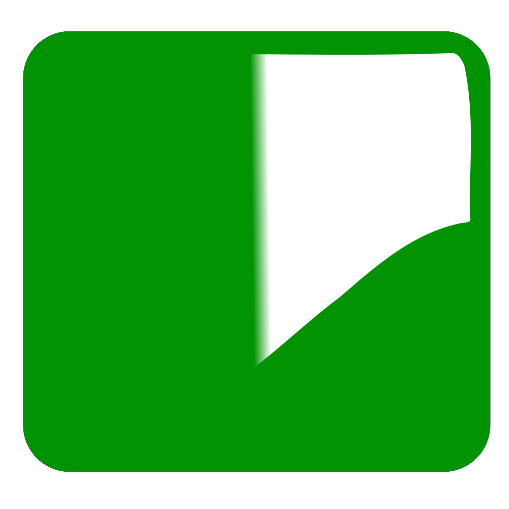 Green Glossy Button SVG Clip arts