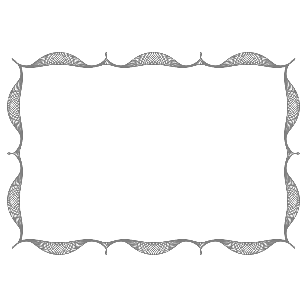 Black Frame SVG Clip arts