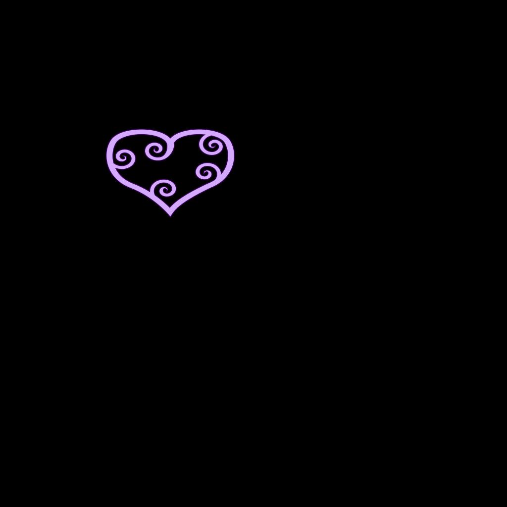 Small Heart SVG Clip arts