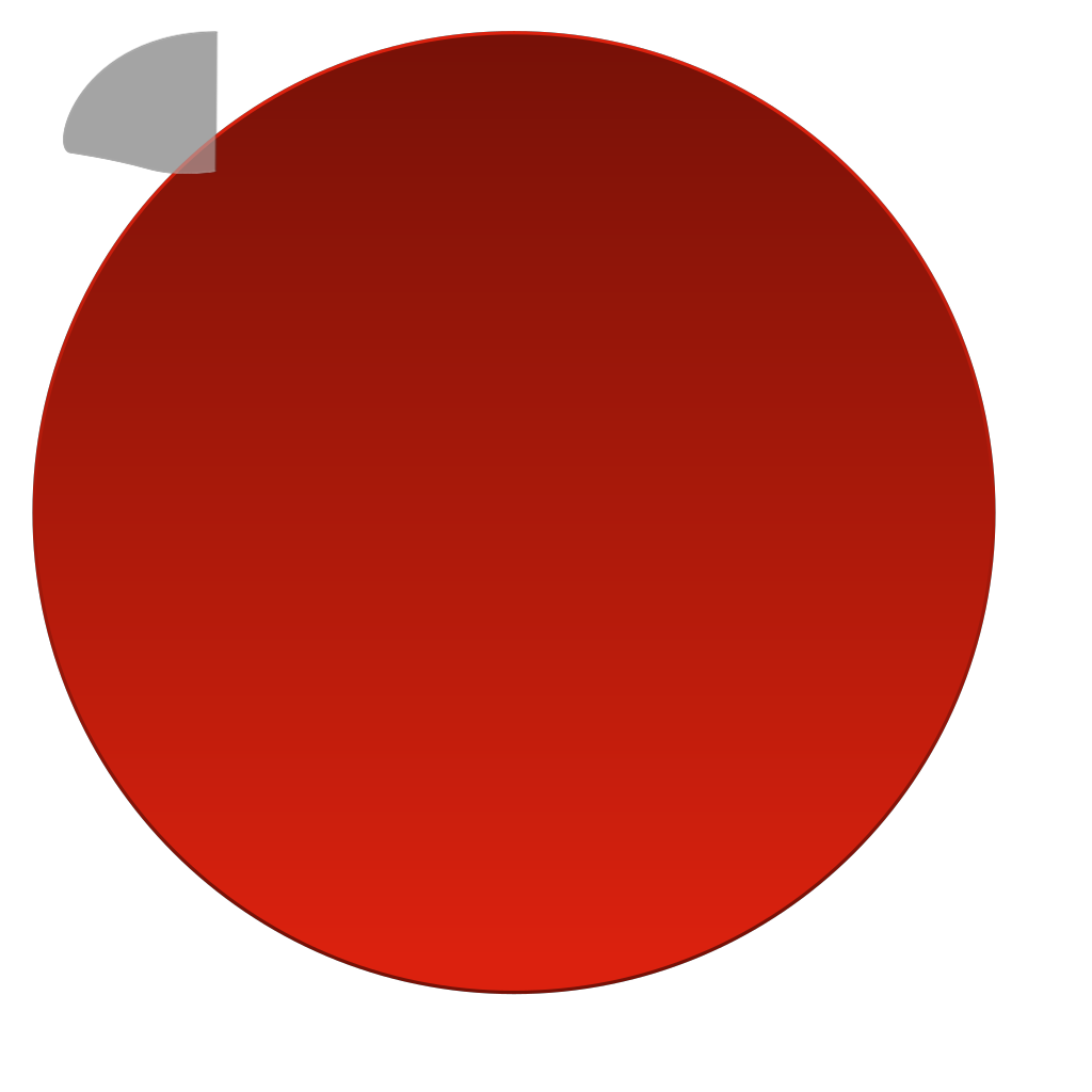 Red Delete Button PNG, SVG Clip - 35.7KB