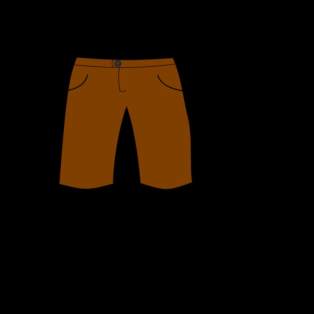 Shorts SVG Clip arts