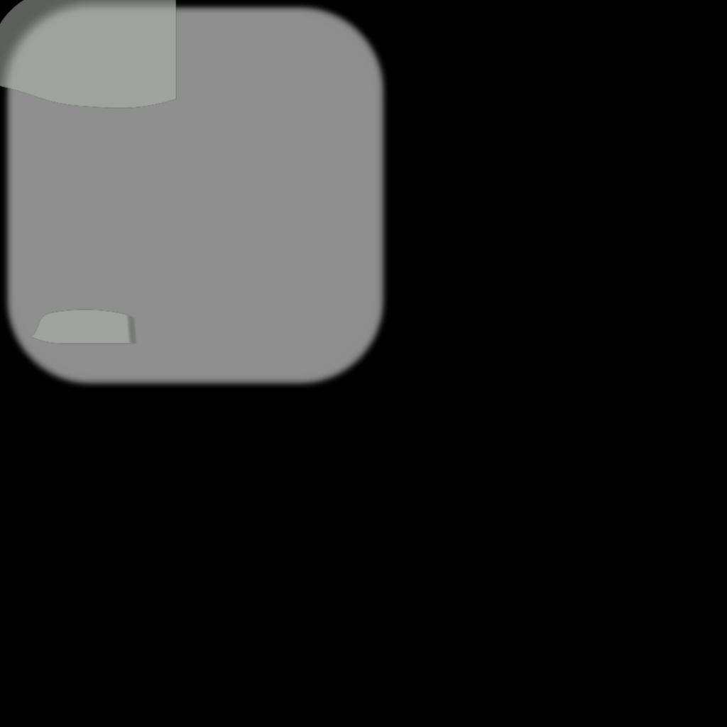 Gray Delete Square Button SVG Clip arts