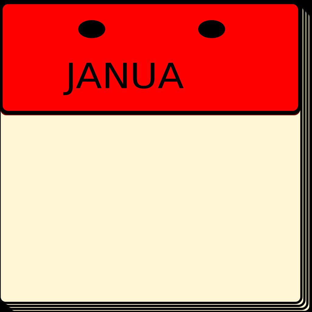 Calendar svg