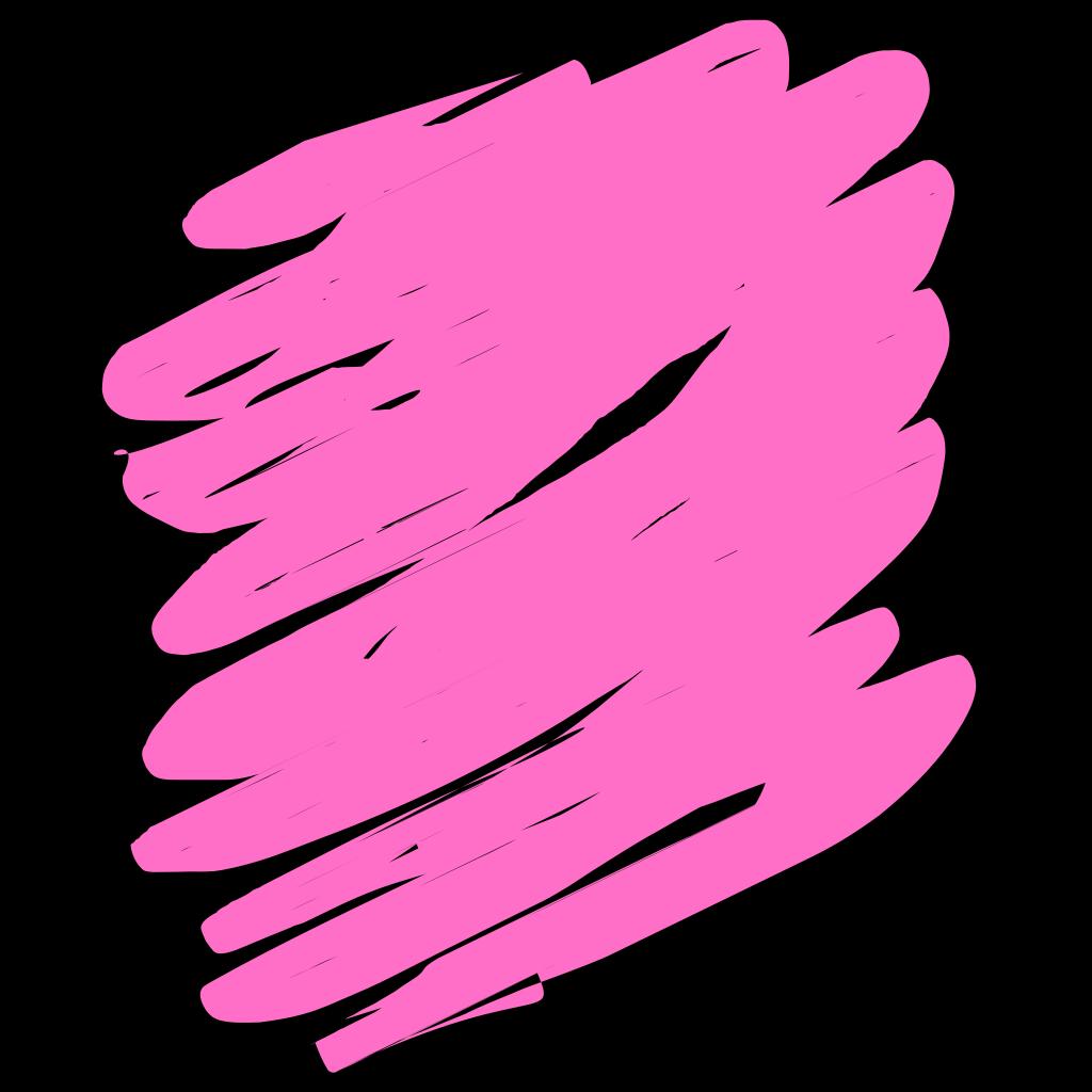 Pink on Branch SVG Clip arts
