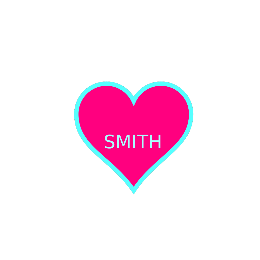 Smith Bday2 SVG Clip arts