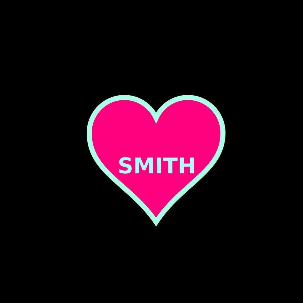 Smith Bday5 SVG Clip arts