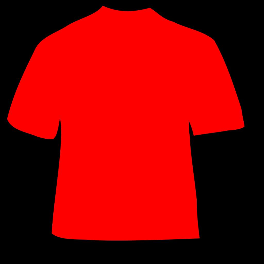 Green T Shirt SVG Clip arts