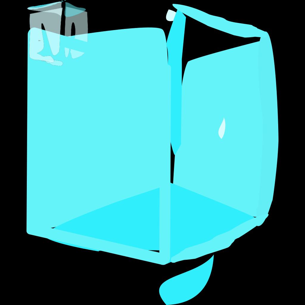 Ice Cube SVG Clip arts