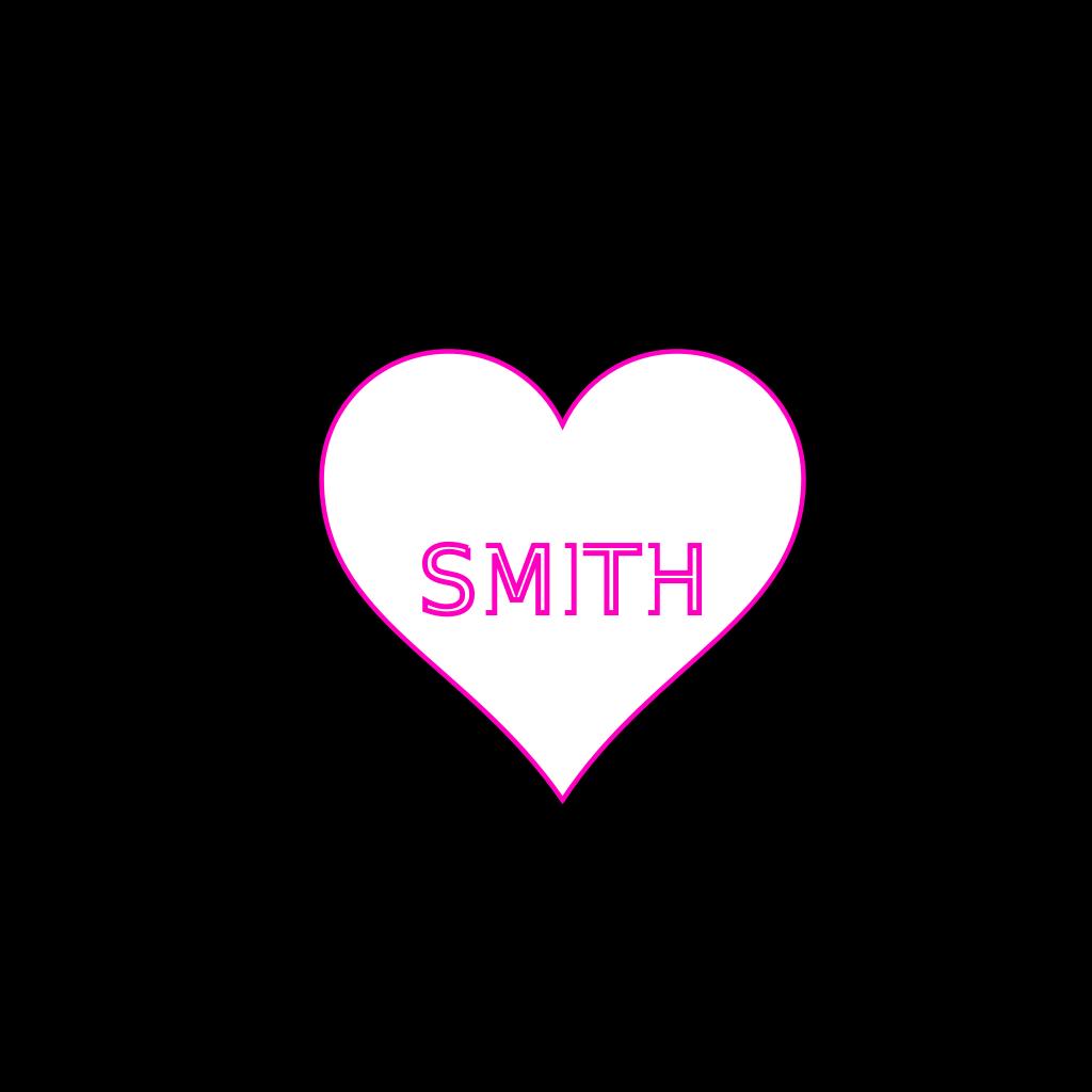 Smith Bday13 SVG Clip arts