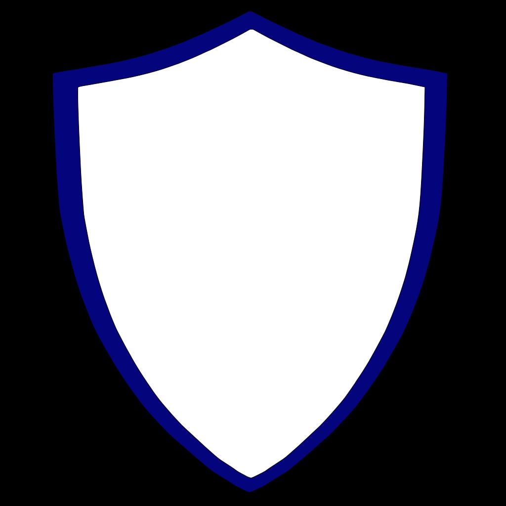 Blue Crest SVG Clip arts