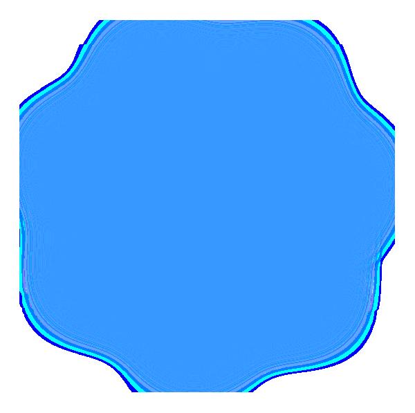 Blue Wall SVG Clip arts