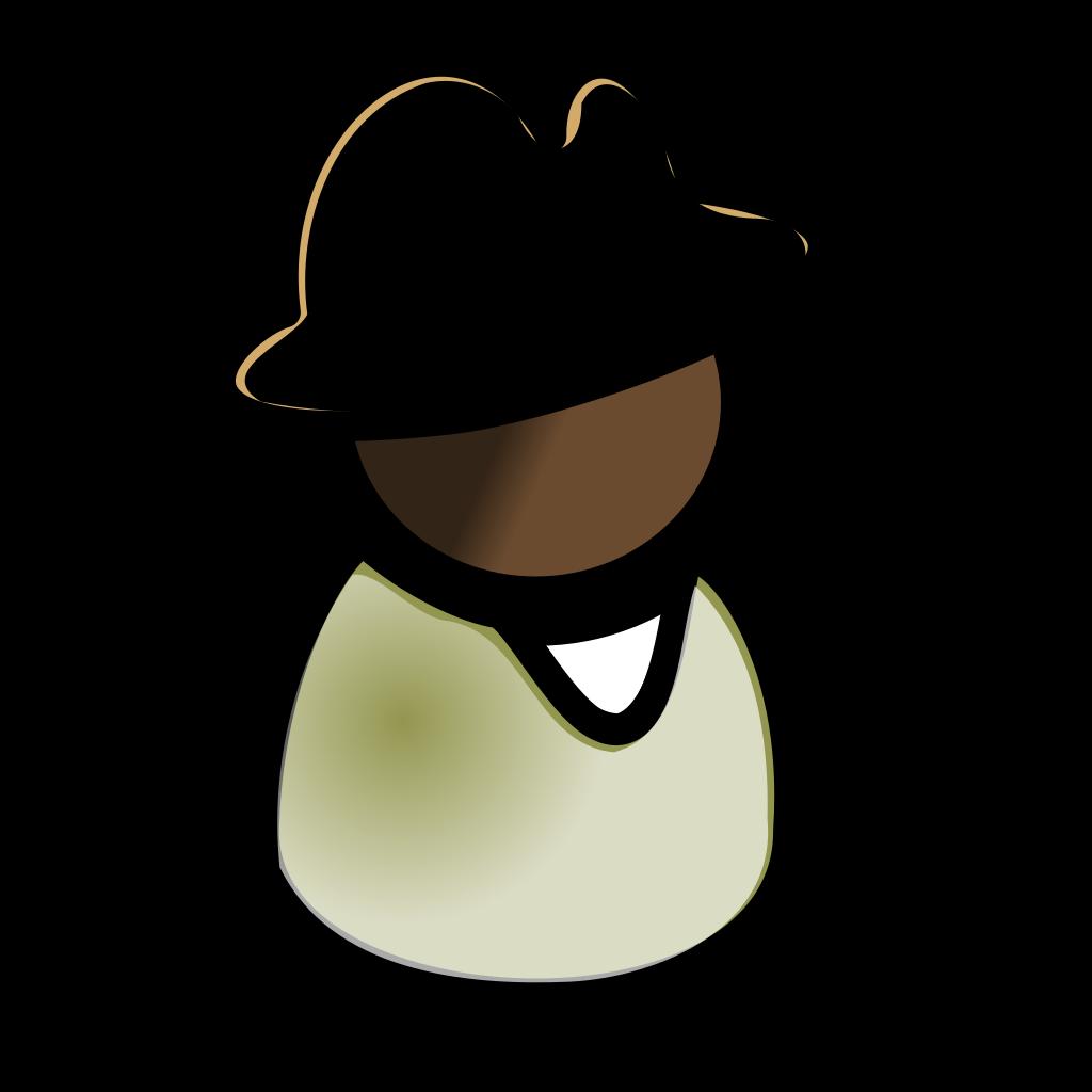 Black Hat PNG, SVG Clip art for Web - Download Clip Art ...