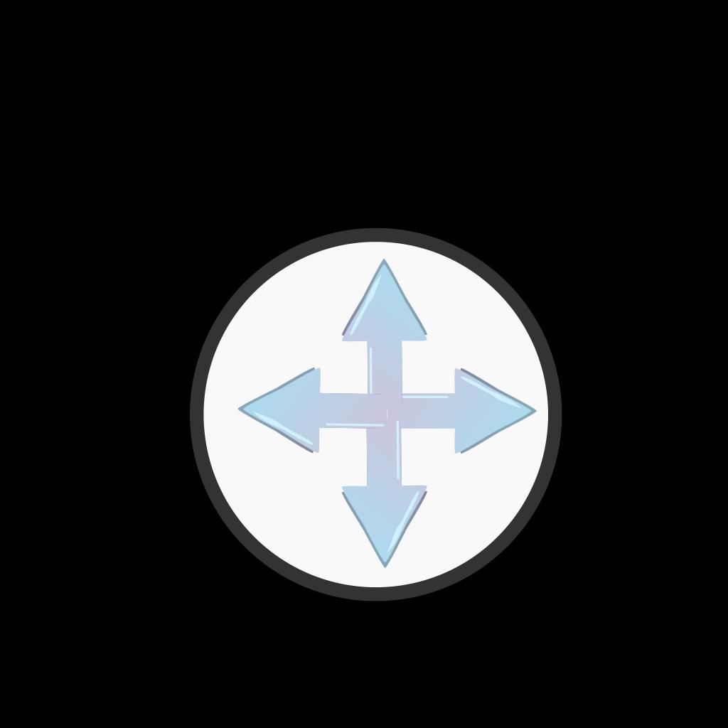 Blue Pane SVG Clip arts