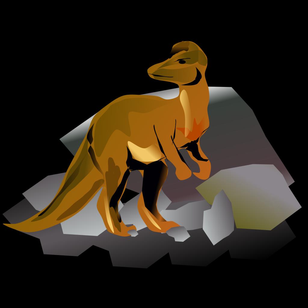 Corythosaurus SVG Clip arts