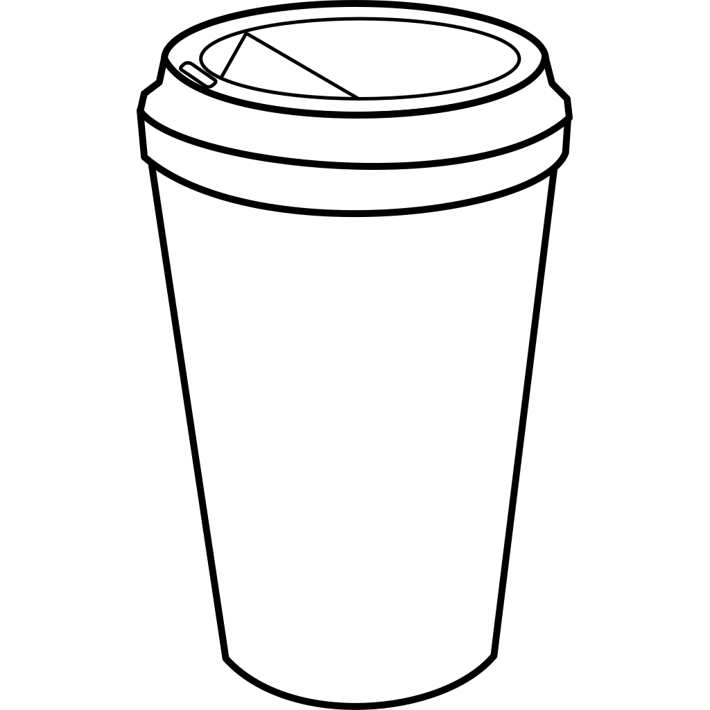 Coffee Cup SVG Clip arts
