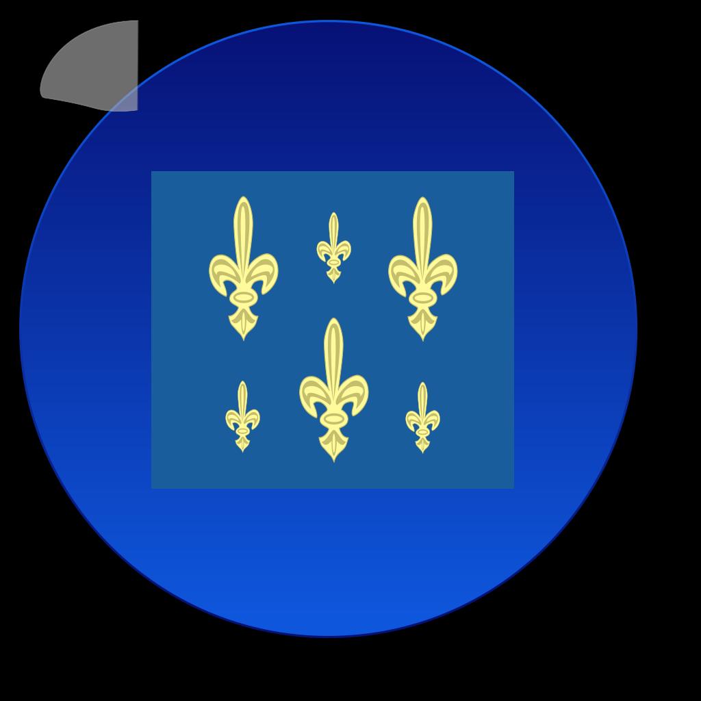 French Navy Flag SVG Clip arts