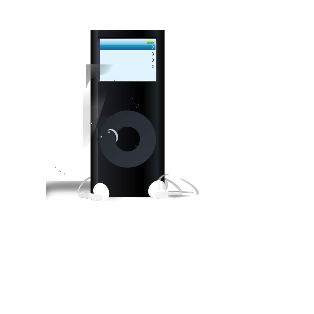 Ipod Boy svg