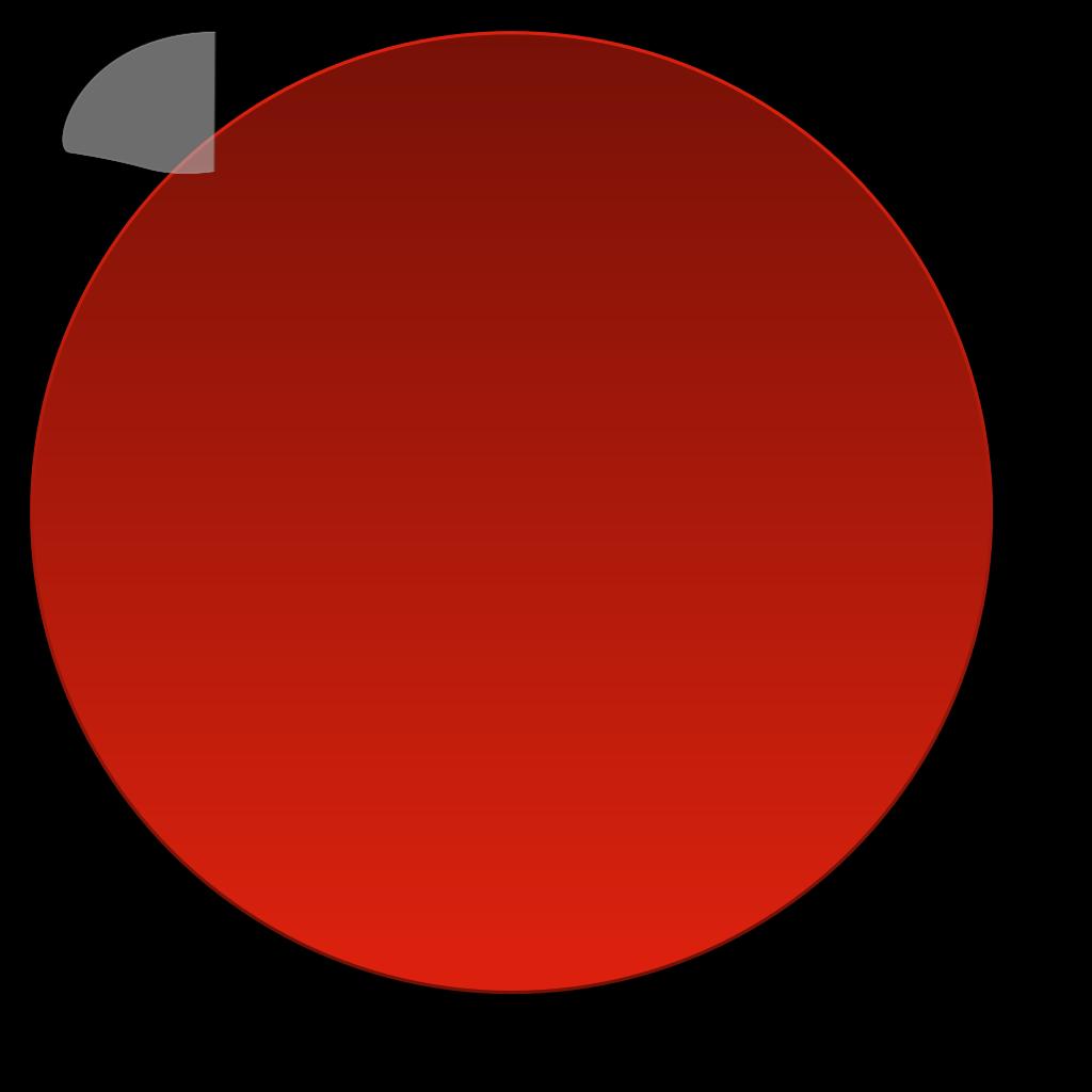 Red A SVG Clip arts