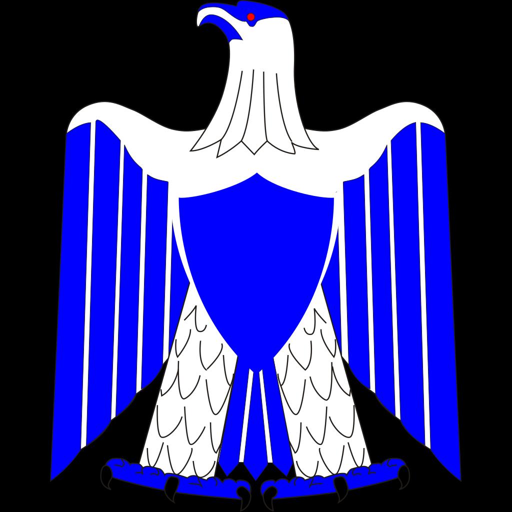 Blue Falcon SVG Clip arts
