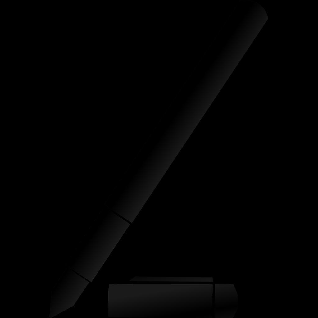 Fountain Pen SVG Clip arts