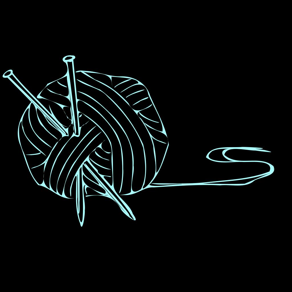 Yarn SVG Clip arts