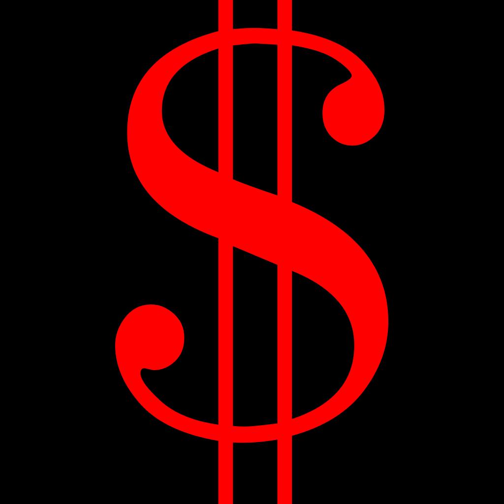 Baby Dollar Sign PNG, SVG Clip art for Web - Download Clip
